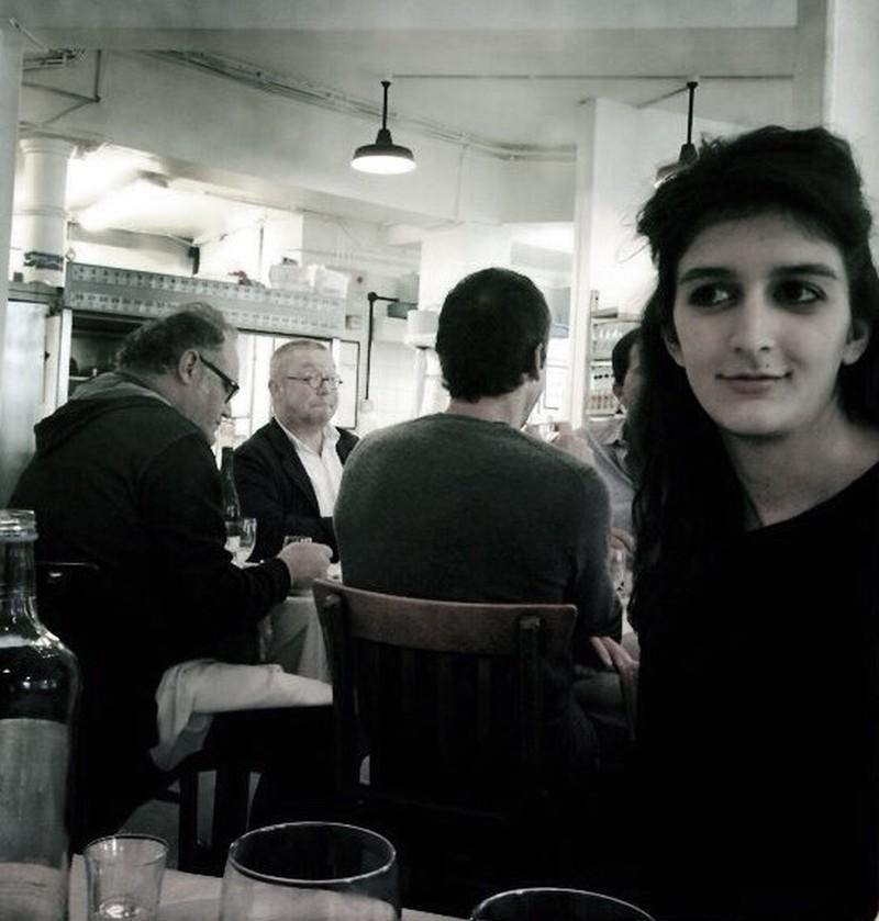 Sanam Gharagozlou