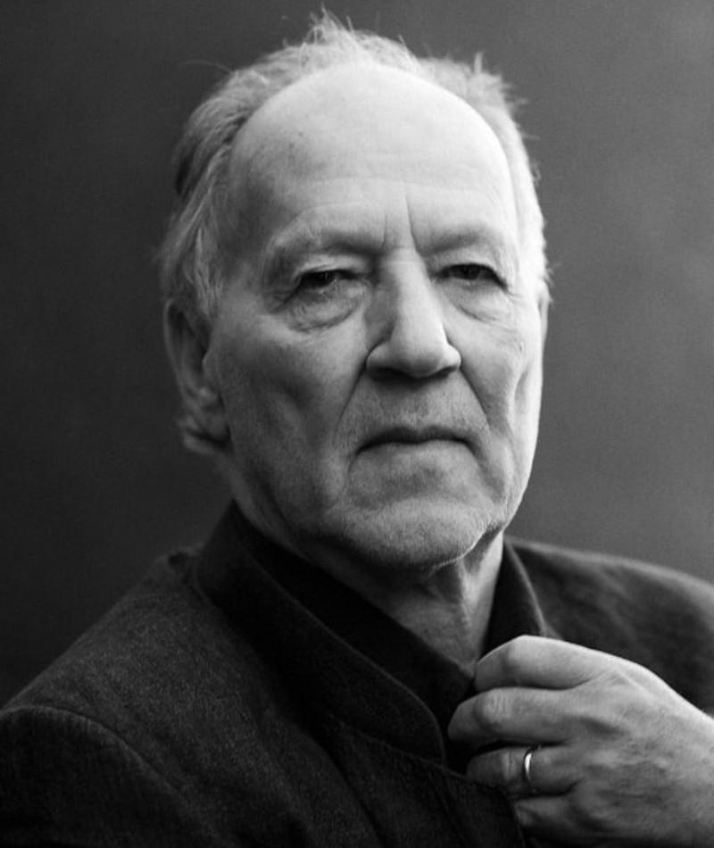 Foto von Werner Herzog