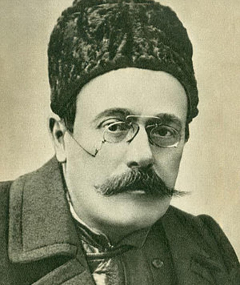 Photo of Ion Luca Caragiale