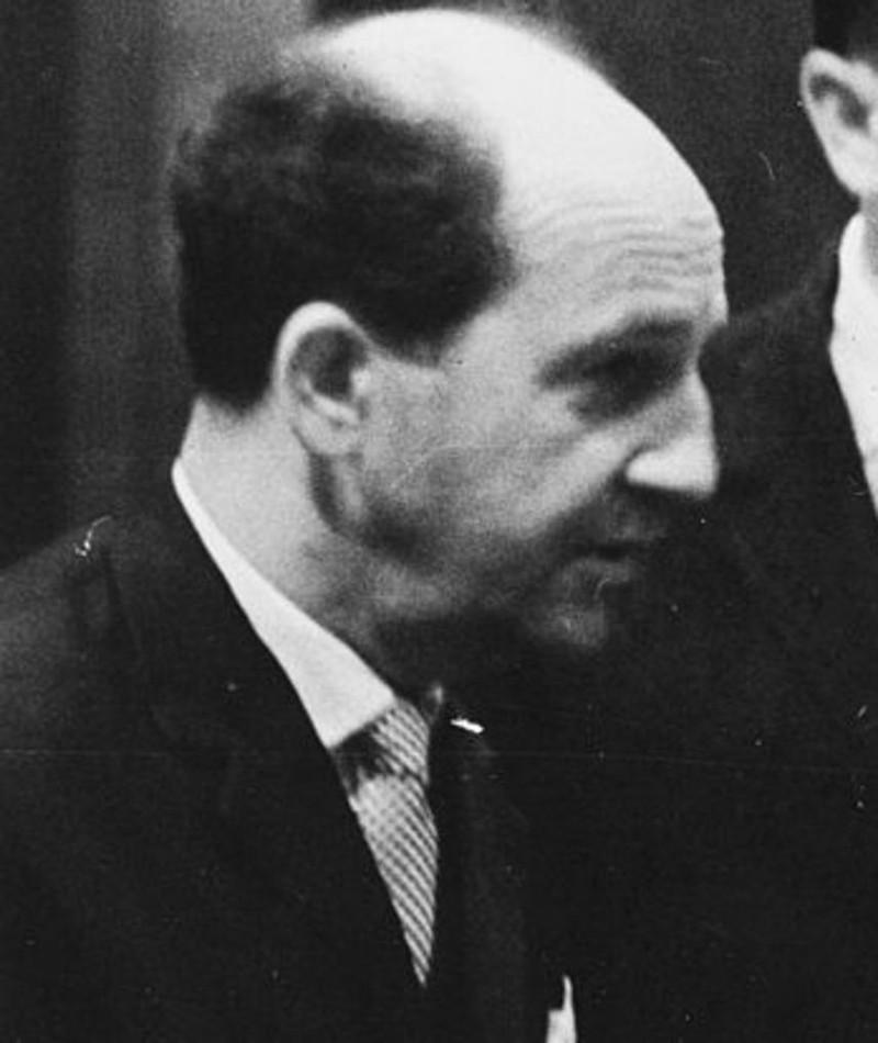 Photo of István Békeffy
