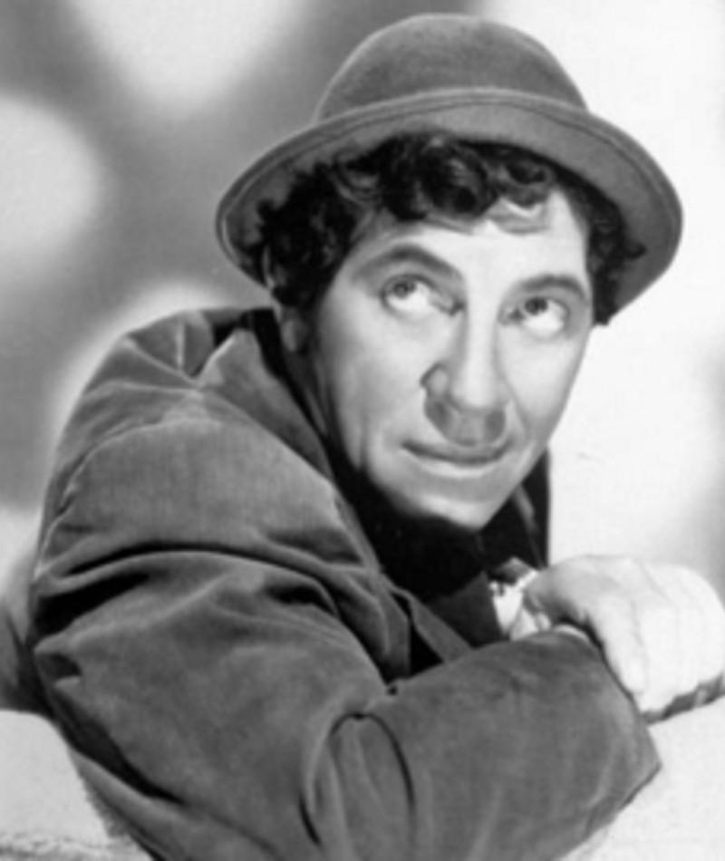 Photo of Chico Marx