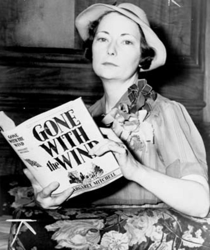 Photo of Margaret Mitchell