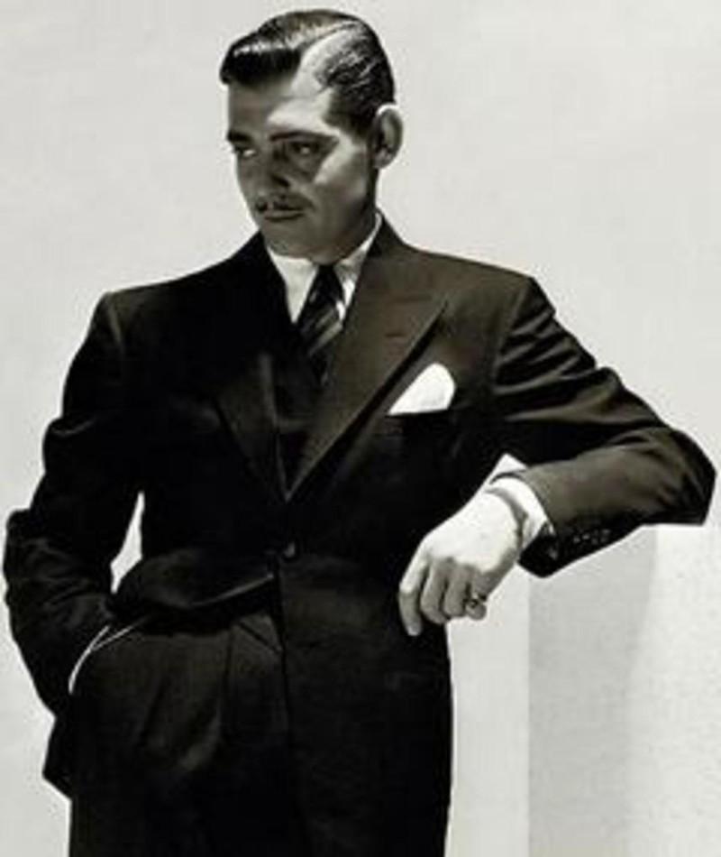 Photo of Clark Gable