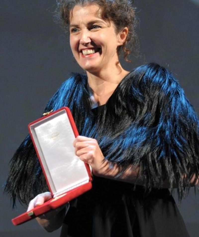 Photo of Sylvie Olivé