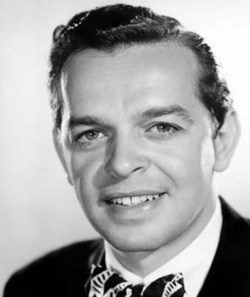Photo of Joseph Pevney