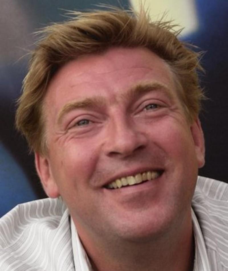 Photo of Thomas Gammeltoft