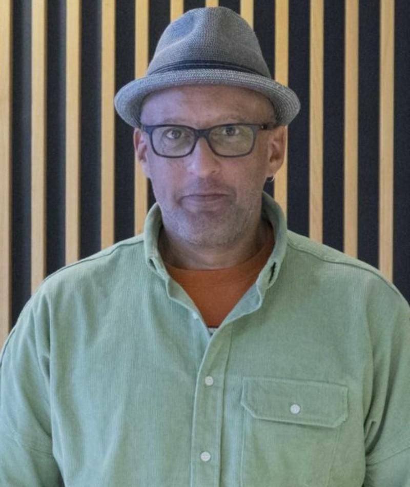 Photo of Gerry Vasbenter