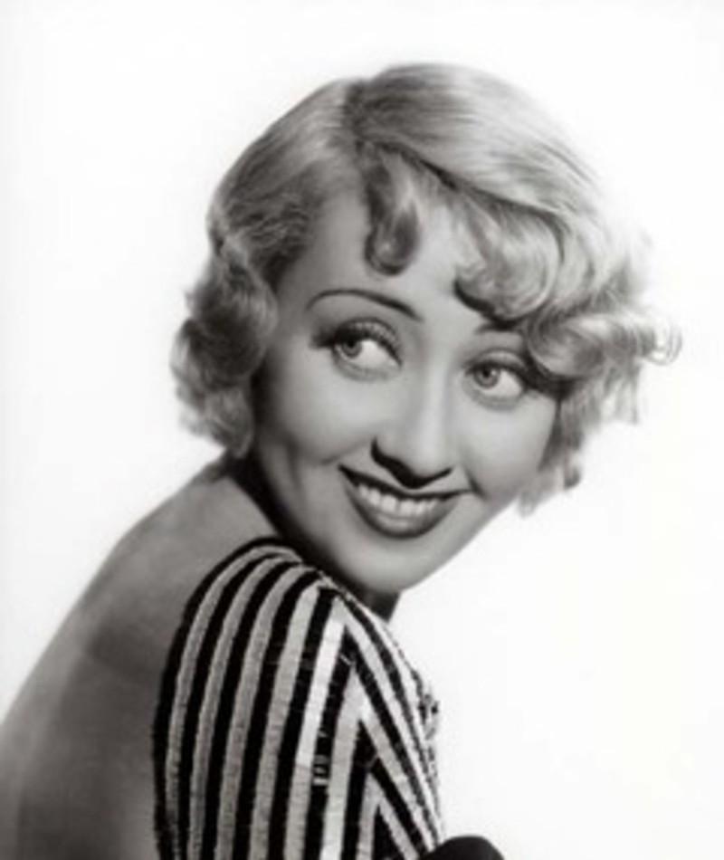 Photo of Joan Blondell
