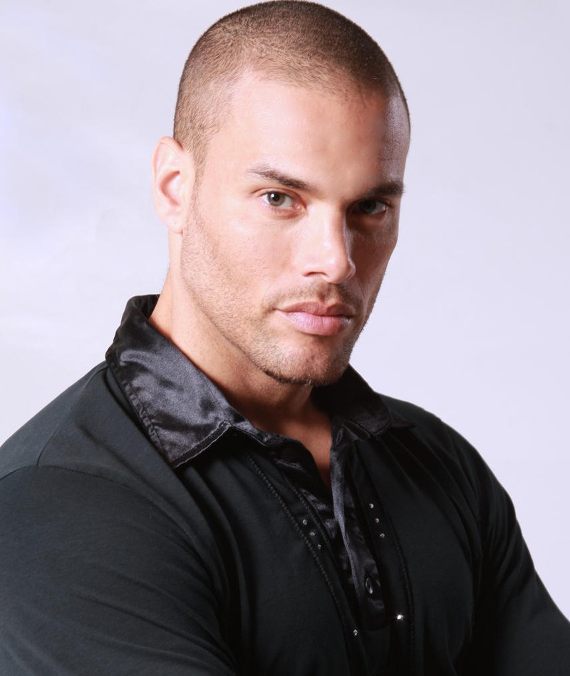 Photo of Marcus Patrick