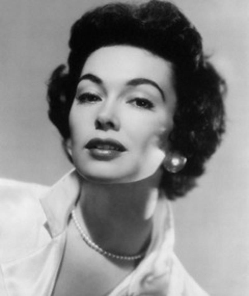Photo of Barbara Rush