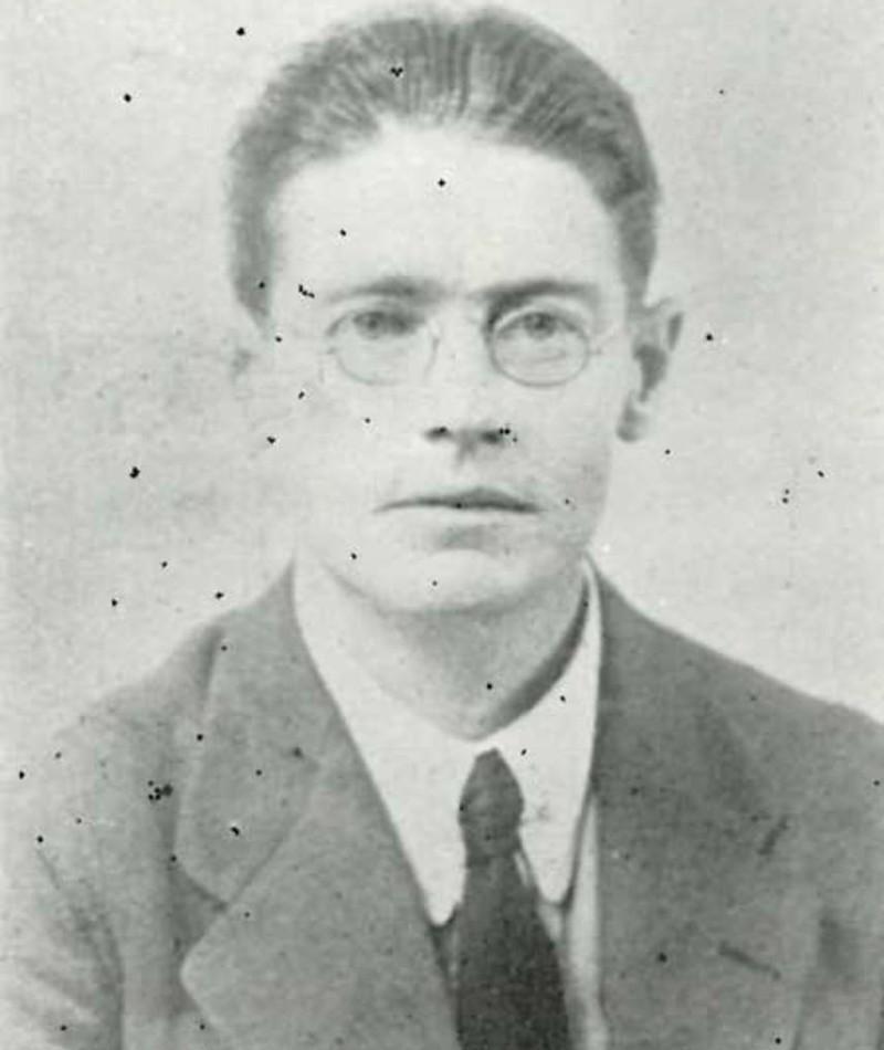 Photo of Gordon Pilkington