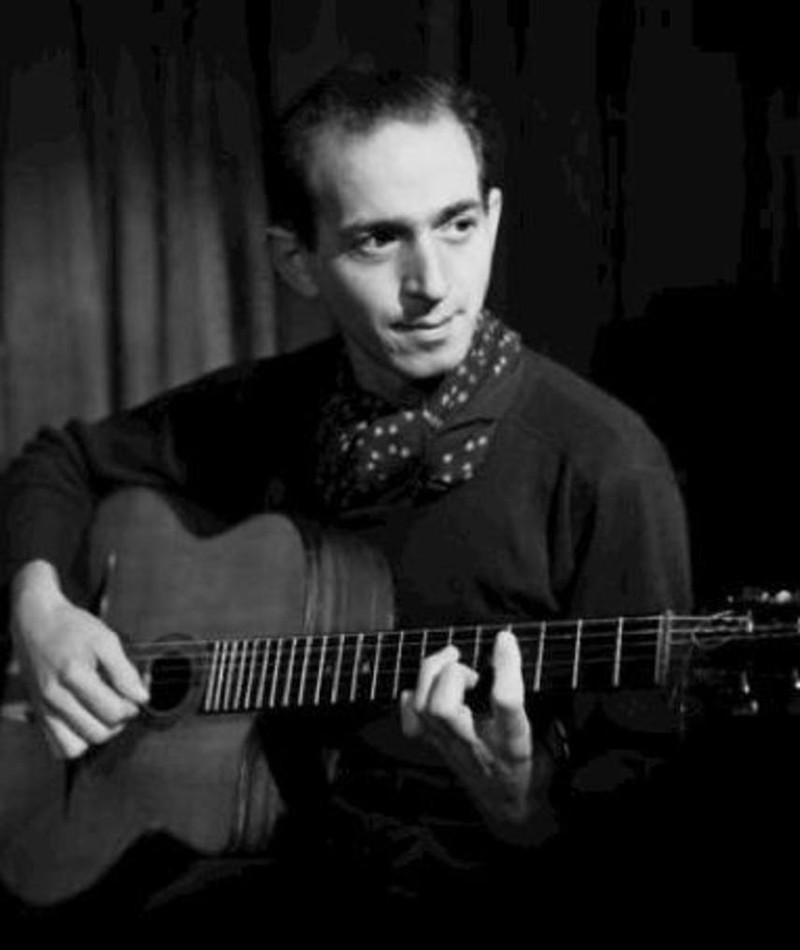 Photo of Henri Crolla