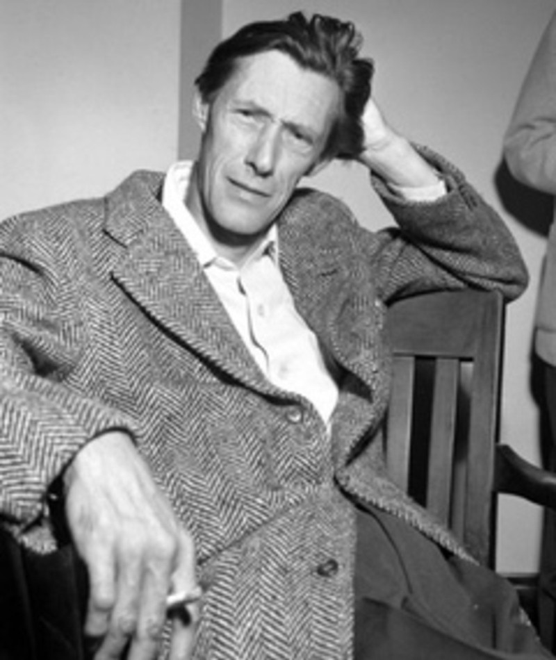 Photo of John Carradine