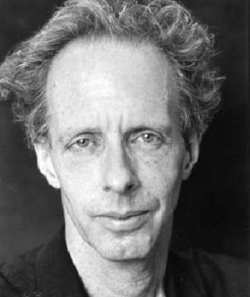 Photo of Geoffrey Carey