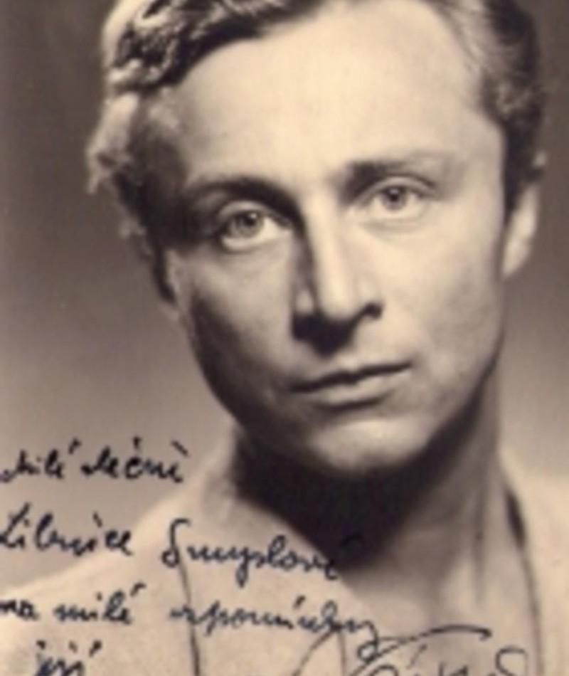 Photo of Jiří Matolín