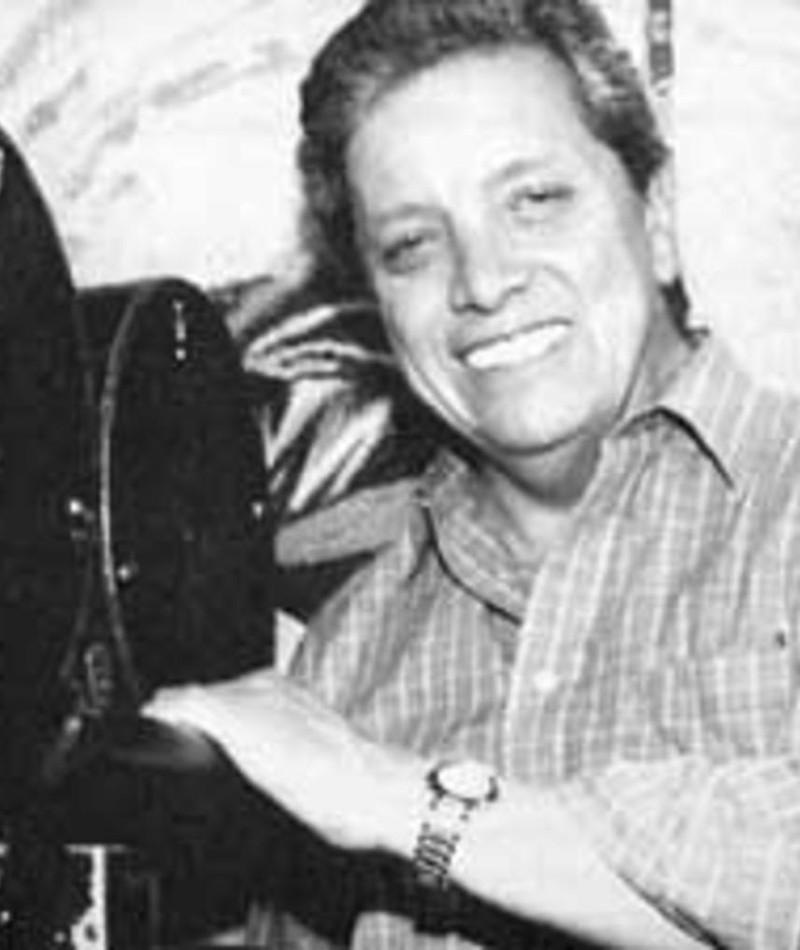 Photo of Alfredo Rosas Priego