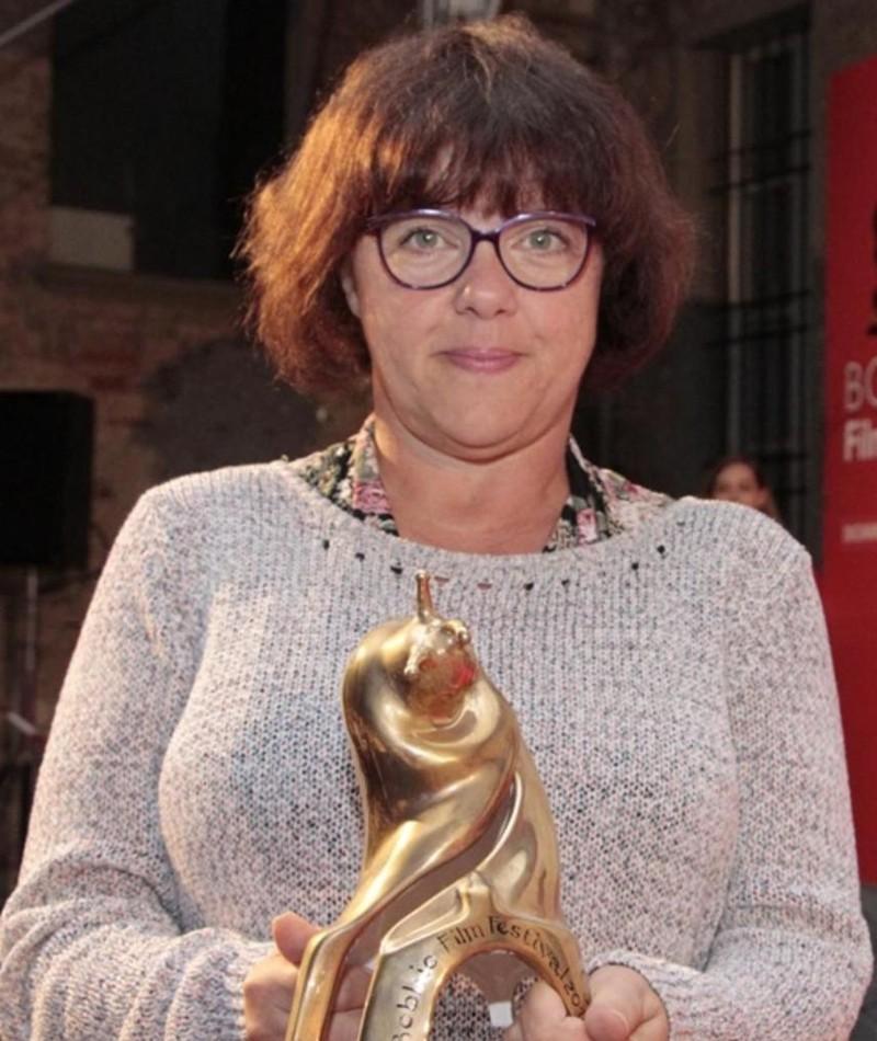 Photo of Francesca Calvelli