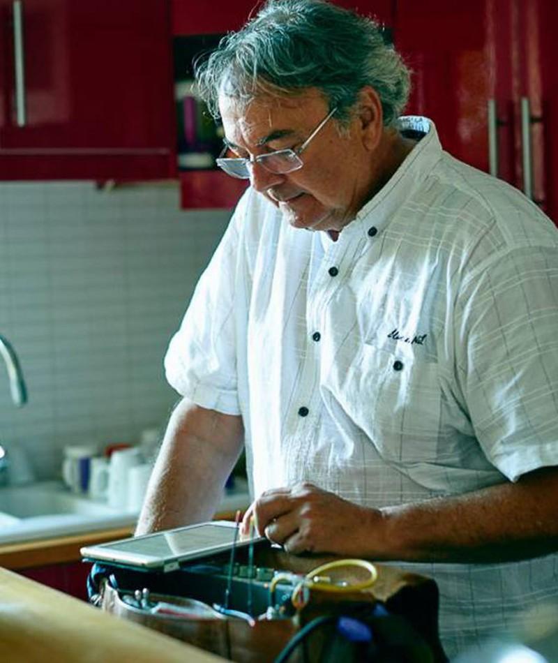 Photo of Michel Kharat