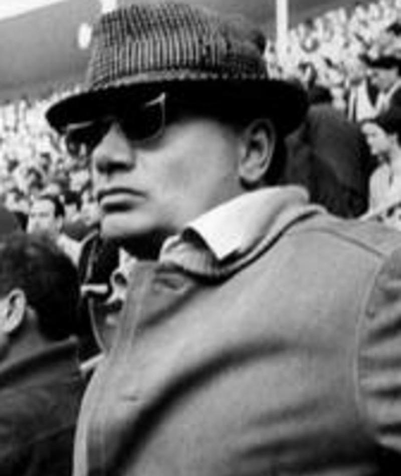 Photo of Mario Montuori
