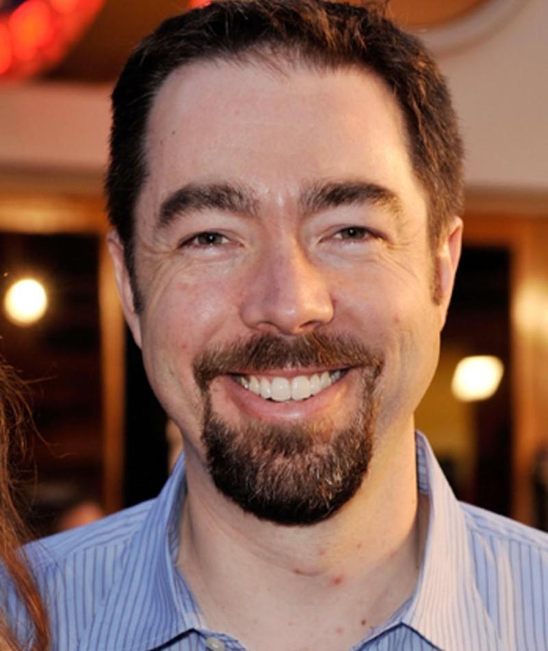 Photo of Chris Morgan