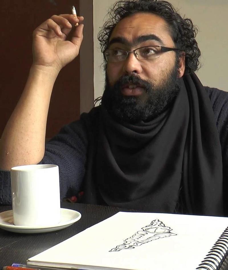 Photo of Hamza Abu-Aiaash