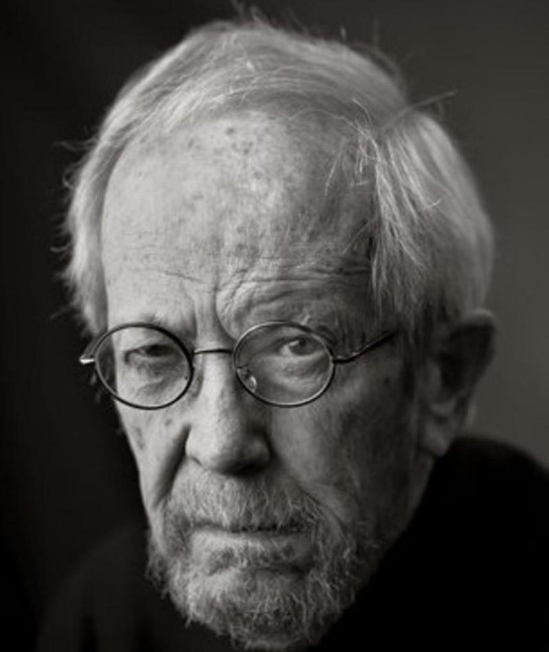 Photo of Elmore Leonard