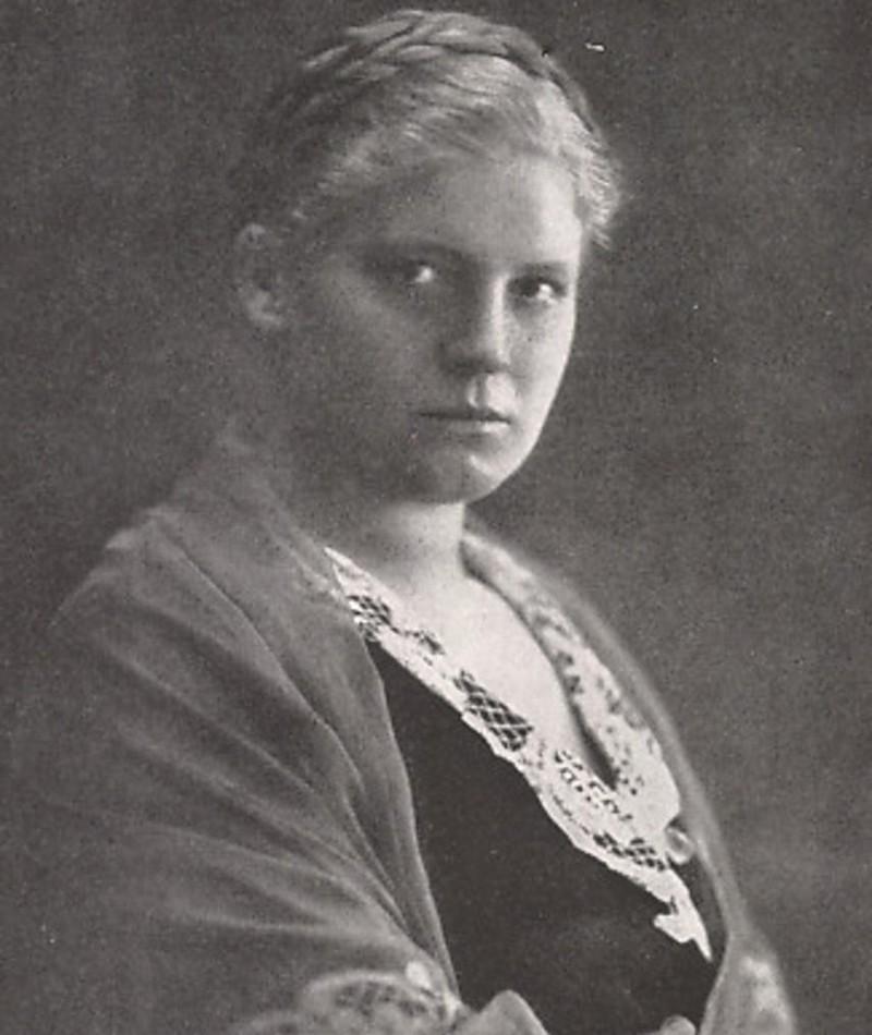 Photo of Lucie Höflich