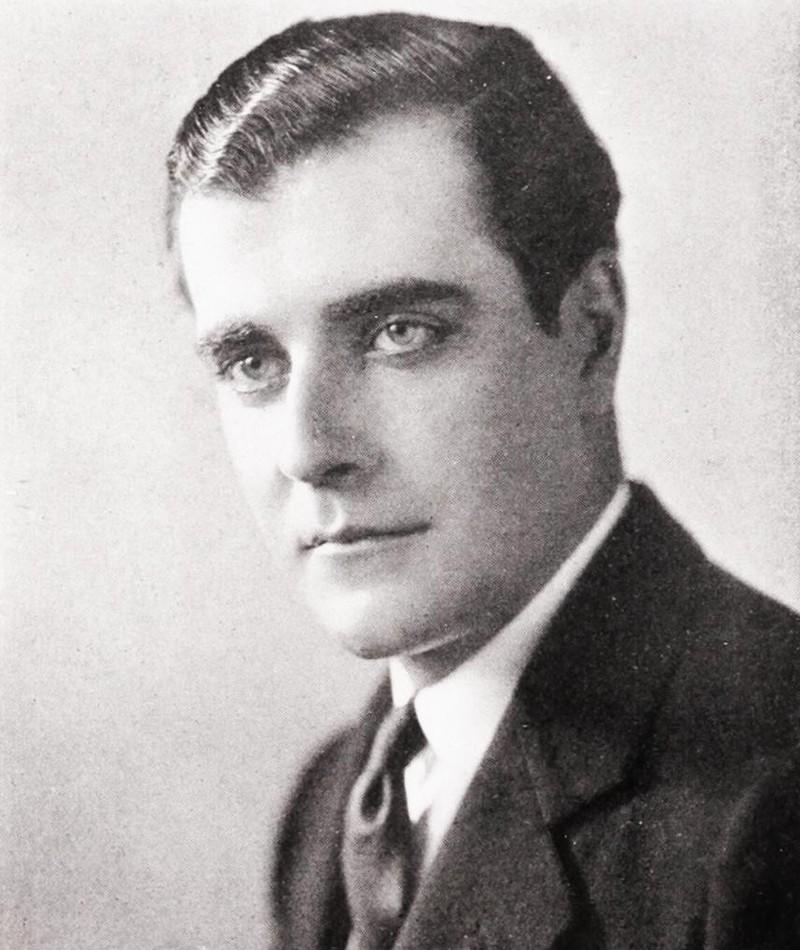 Photo of W.E. Lawrence