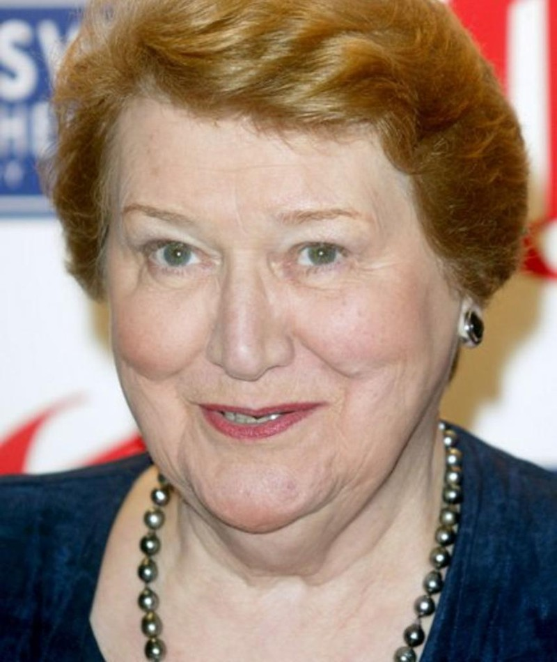Photo of Patricia Routledge