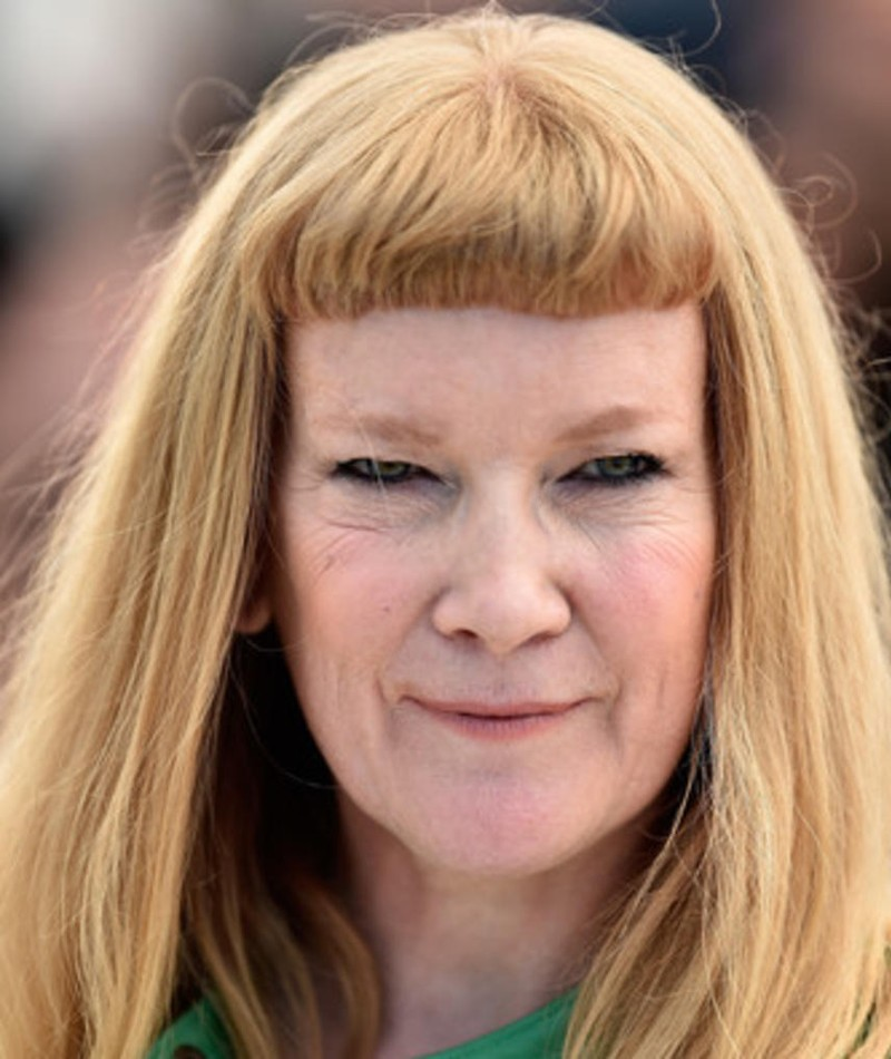 Photo of Andrea Arnold