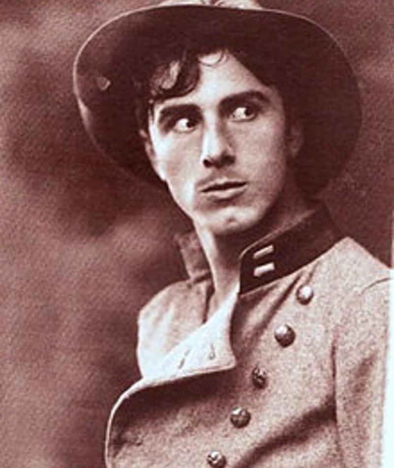 Photo of George Beranger