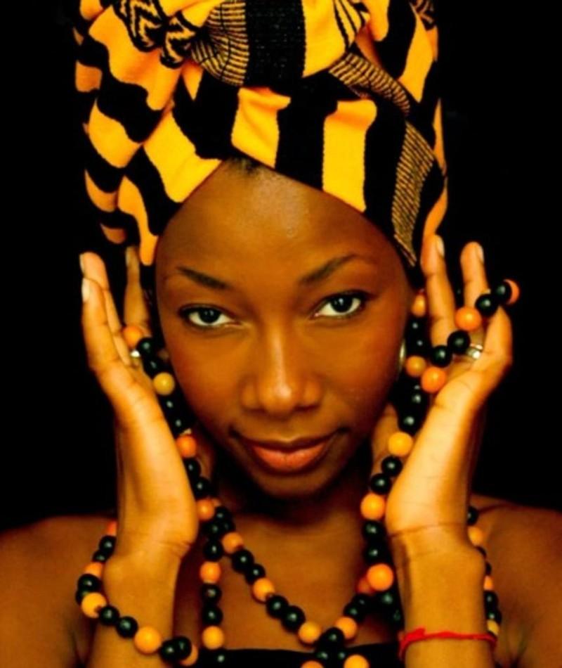 Photo de Fatoumata Diawara