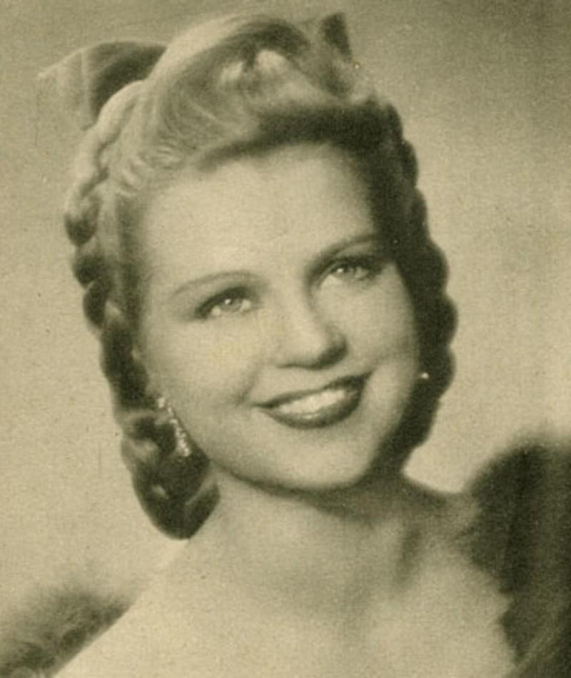 Photo of Kristina Söderbaum