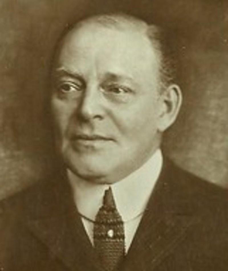 Photo of Hermann Vallentin