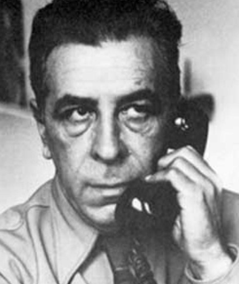 Photo of Leo Hurwitz