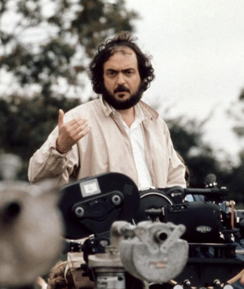 Photo of Stanley Kubrick