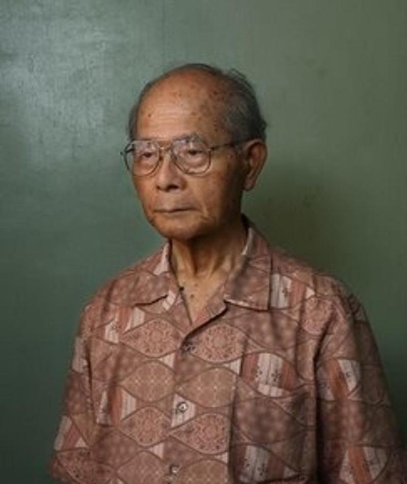 Photo of Kinjo Shigeaki