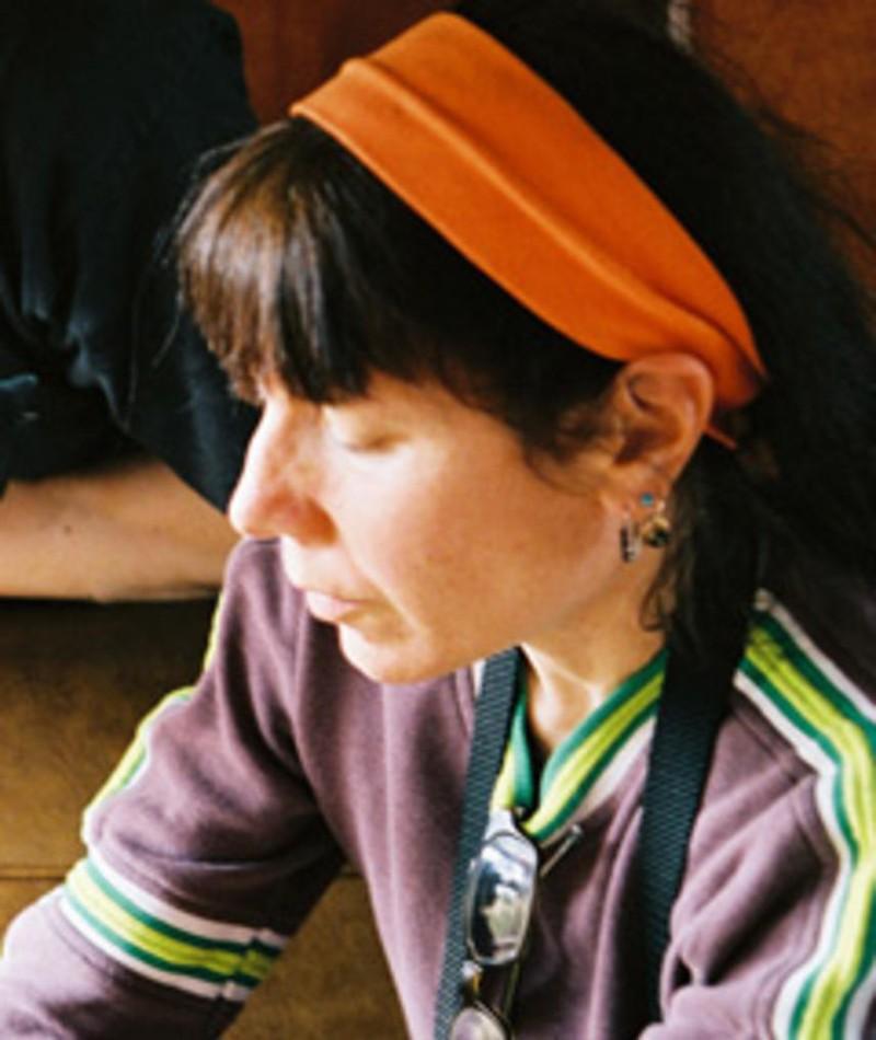 Photo of Lisa Rinzler