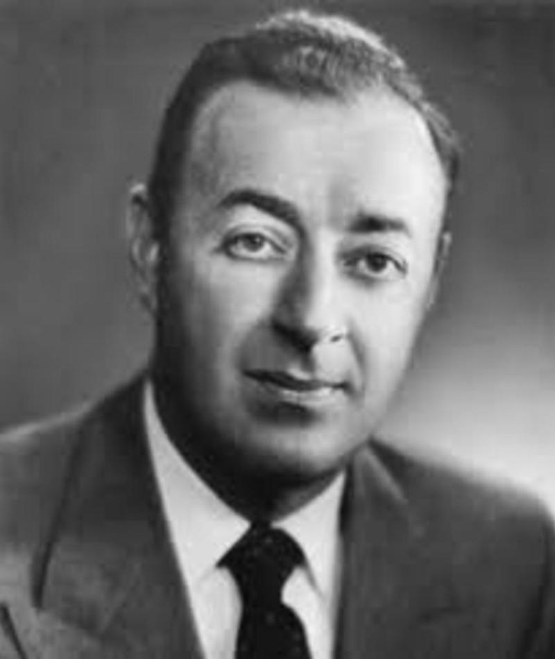 Photo of Alfred Lewis Levitt
