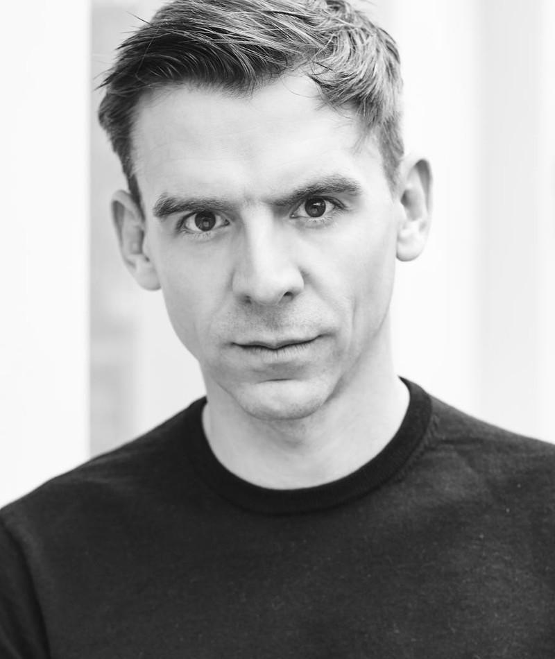 Photo of Iain McKee