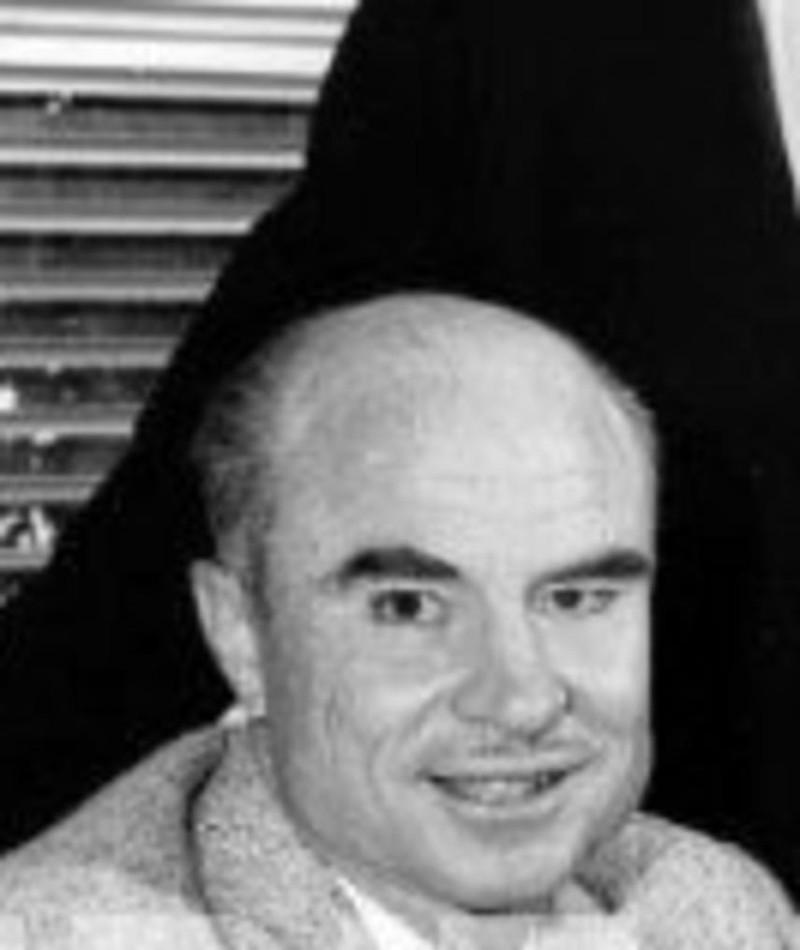Photo of John W. Burton