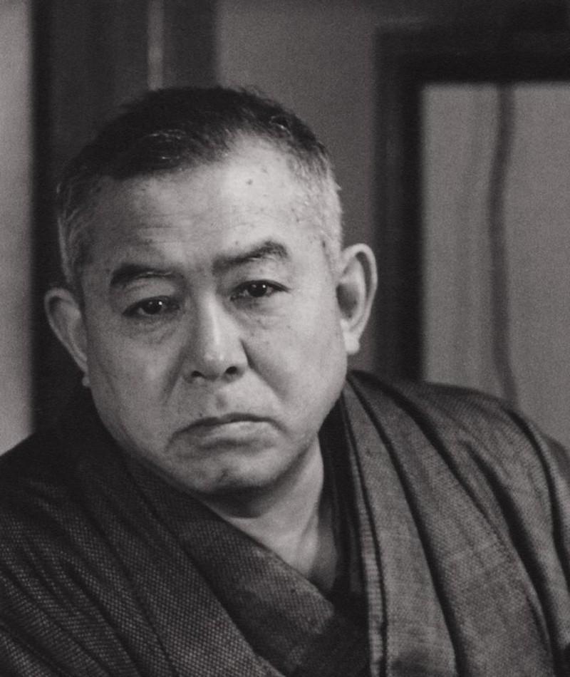 Photo of Jun'ichirô Tanizaki
