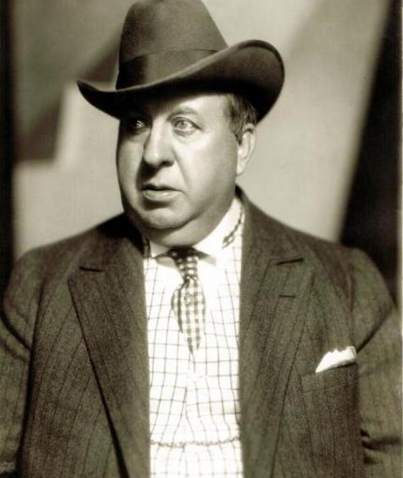 Photo of Mack Swain