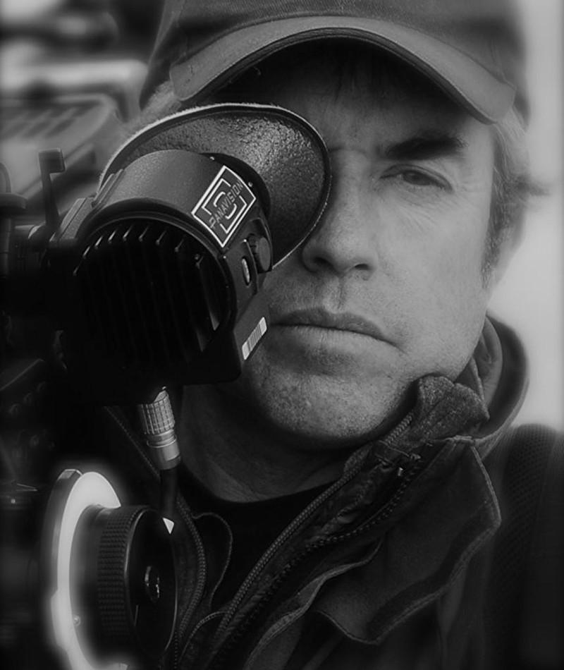 Photo of Geoffrey Hall