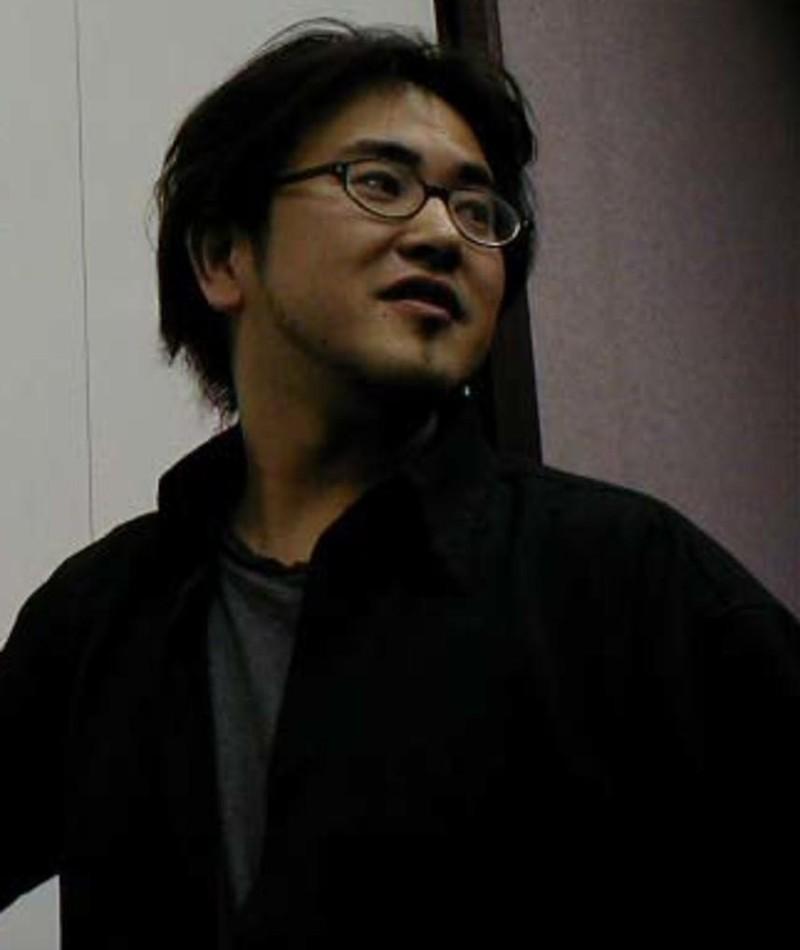Photo of Kazuto Nakazawa