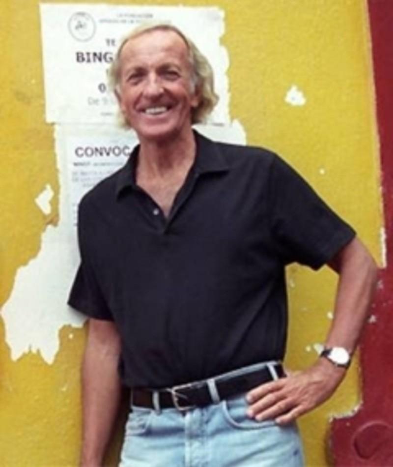 Photo of John Pilger