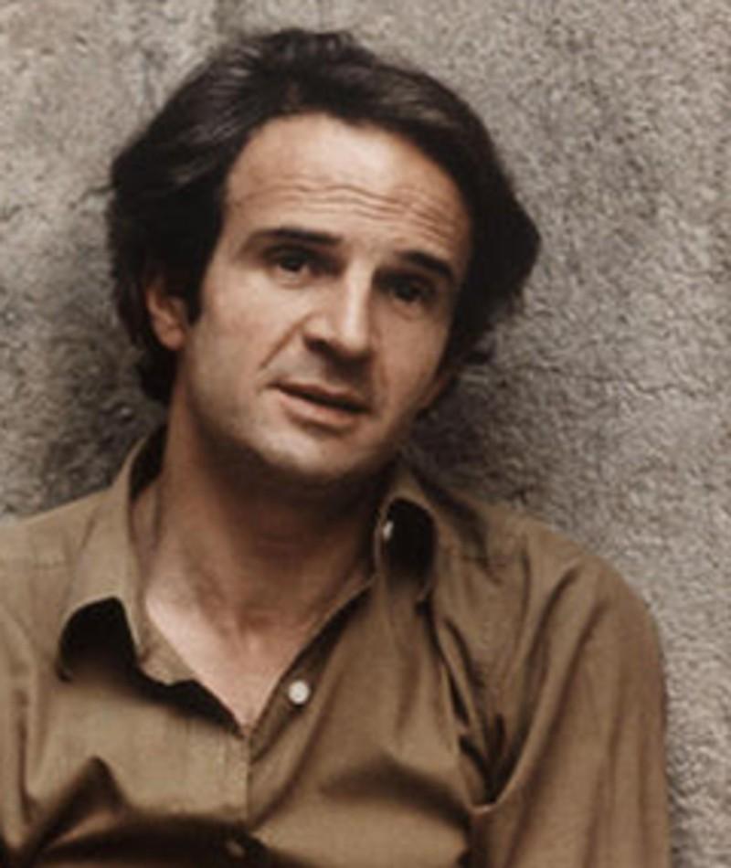 Foto di François Truffaut