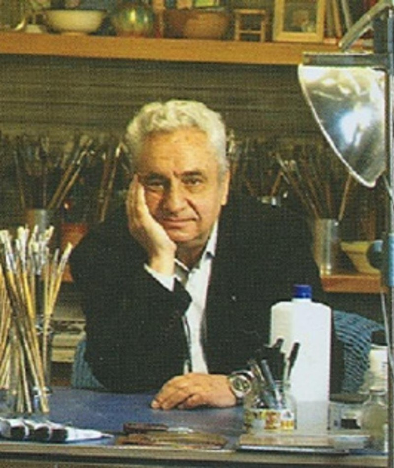 Photo of José Luis Galicia