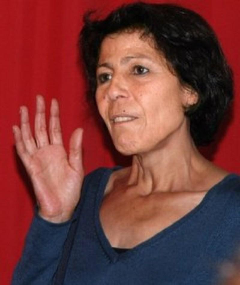 Photo of Djamila Sahraoui