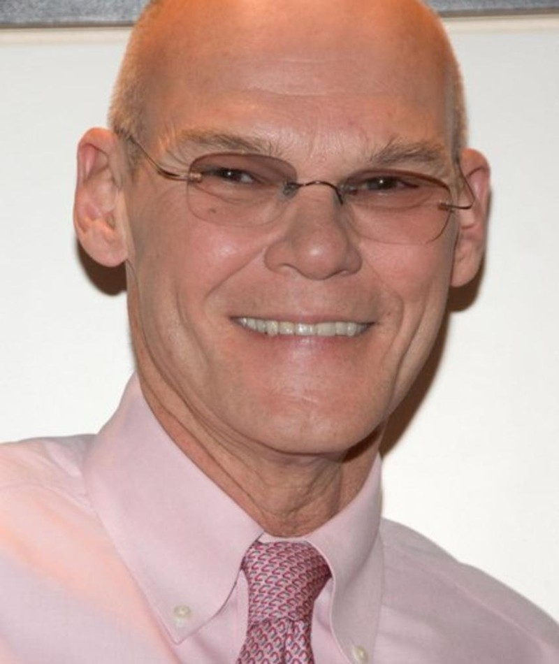 Photo of James Carville